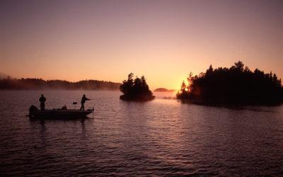 Fall Walleye Fishing In Green Bay